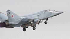 Испытание авиационного ракетного комплекса Кинжал. Архив