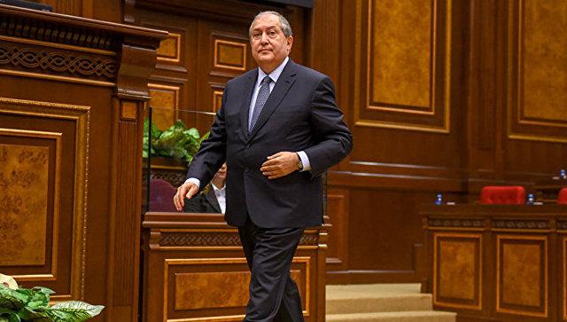 В Армении сформировано новое правительство