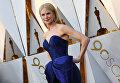 Актриса Николь Кидман перед церемонией вручения премии Оскар-2018
