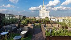 Квартал апартаментов «Сады Пекина» на Маяковской