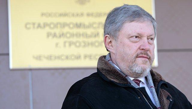 Руководитель СПЧ выразил сожаление опродлении ареста главе чеченского «Мемориала»