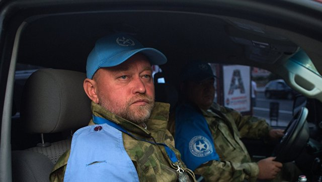 Руководитель Центра обмена военнопленными Офицерский корпус Владимир Рубан