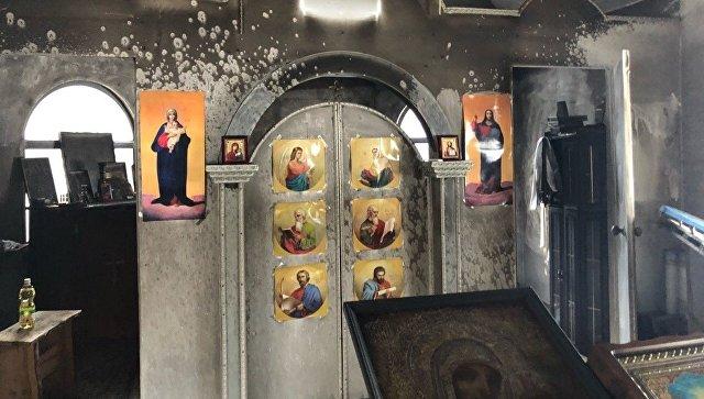 УПЦ: националисты на Украине решили, что им разрешили захват храмов