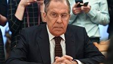 Сергей Лавров . Архивное фото