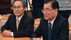 Чон Ый Ён. Архивное фото