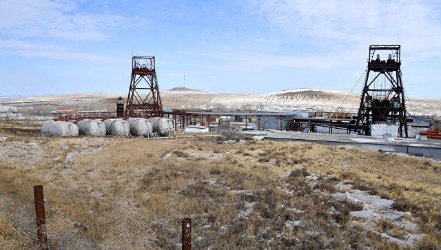 Приаргунское производственное горно-химическое объединение ПАО ППГХО в Забайкальском крае
