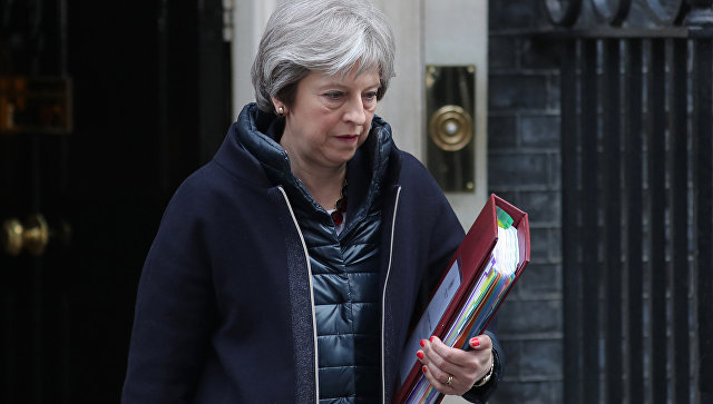 Мэй пообещала заморозить госактивы РФ, если обнаружит угрозу Великобритании