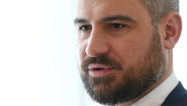 Кандидат в президенты РФ от партии Коммунисты России Максим Сурайкин. архивное фото