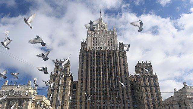 Киев обвинили вовмешательстве вдела Российской Федерации — Москва вбешенстве