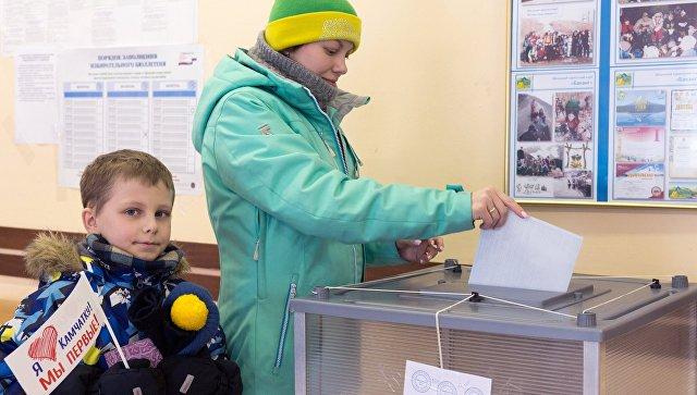 Четверть избирателей Приморья свои голоса занового президента РФ уже отдали