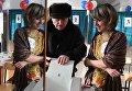 Выборы президента РФ в регионах России