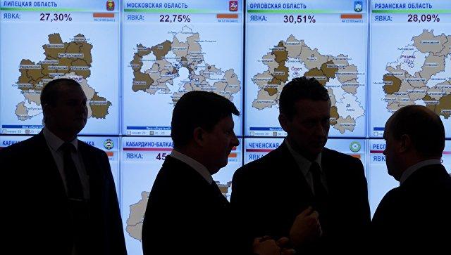 Зарубежные наблюдатели невыявили серьёзных нарушений навыборах Президента России