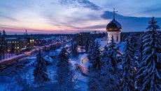 Храм Живоначальной Троицы в городском округе Троицк