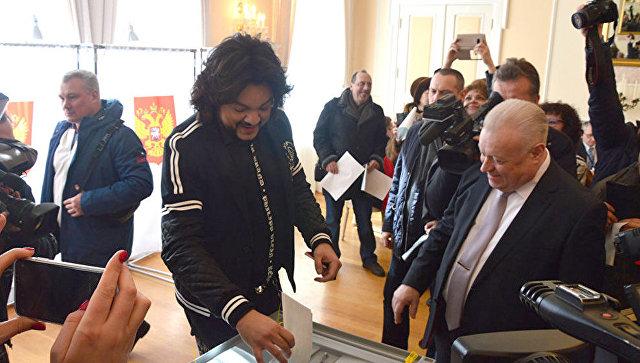 Большинство граждан России, проживающих вЛитве, голосовали навыборах за Владимира Путина