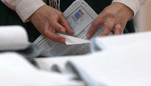 """На выборах мэра Москвы применят технологию """"мобильного избирателя"""""""