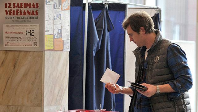 Выборы без русских. В Латвии хотят ограничить права избирателей