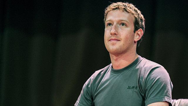 Цукерберг потерял $5 миллиардов на новостях об утечке данных в Facebook