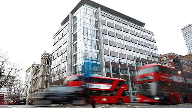 Здание в котором находится офис компании Cambridge Analytica в центре Лондона, Великобритания. 20 марта 2018