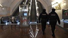 Станция метро Спортивная Сокольнической линии, открывшаяся после реконструкции
