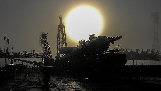 Космодром Байконур. Архивное фото
