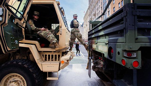 Границу США иМексики будет охранять нацгвардия