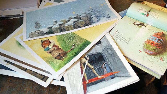 Иллюстратор Игорь Олейников получил премию имени Ханса Кристиана Андерсена