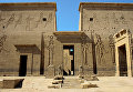 Храм Исиды на острове Филе в Египте