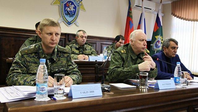 Бастрыкин наградил кемеровчан, спасавших людей напожаре в«Зимней вишне»