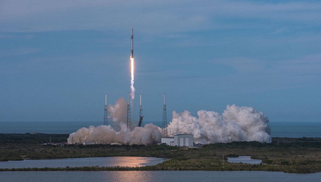 Ракета Falcon 9 стартовала во Флориде с индонезийским спутником
