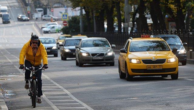 В столице России ожидают понижения пробок смая поавгуст