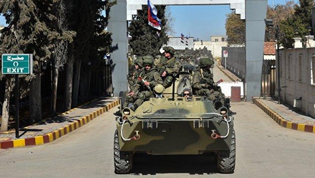 Путин отказался выводить военных изСирии