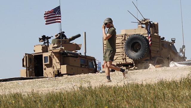 Названы первые цели ударов США по Сирии