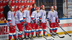 Русфонд объявляет новый сезон проекта Хоккей против рака