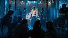 Показ премьерного спектакля Чехов в театре МОСТ в Москве