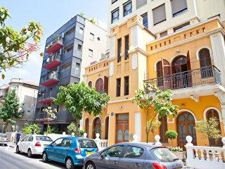 Здания в Тель-Авиве. Архивное фото