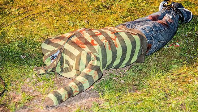 «Человек без головы» поднял потревоге полицию ипожарных вГермании