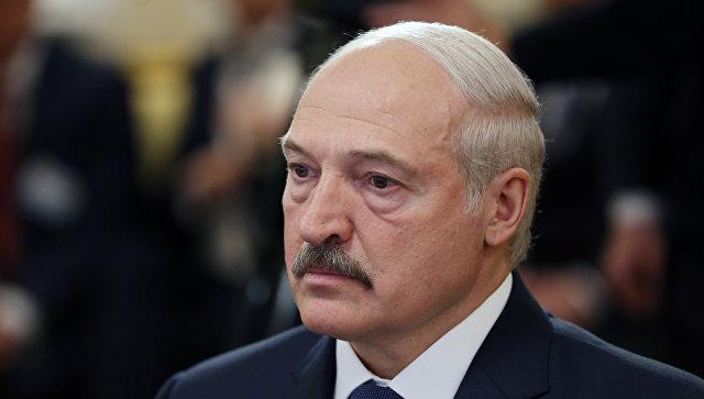 Президент Республики Беларуссии Александр Лукашенко. Архивное фото