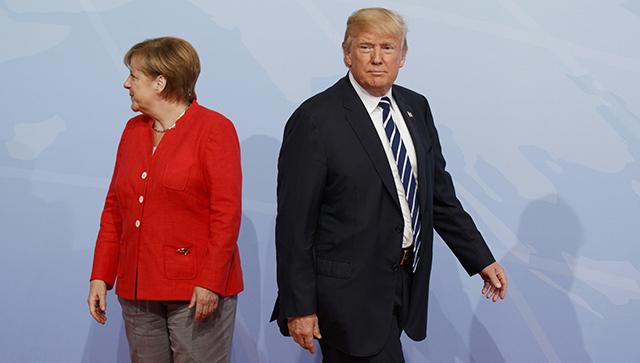 Это бунт. Германия отказала США в выплате ежегодной дани в 73 миллиарда