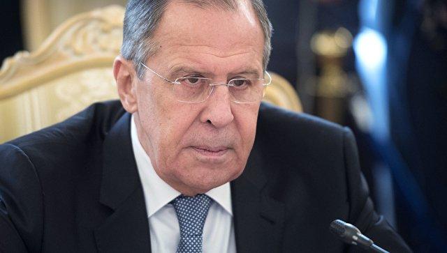 Лавров обсудил сглавой МИД Австрии размещение миротворцев вДонбассе