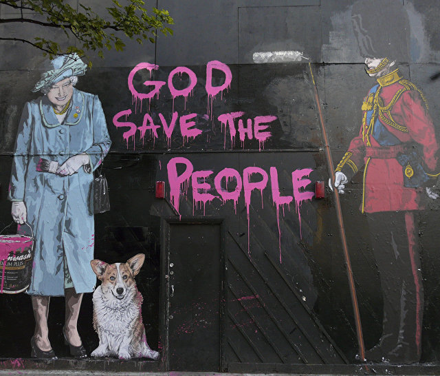 God save the people