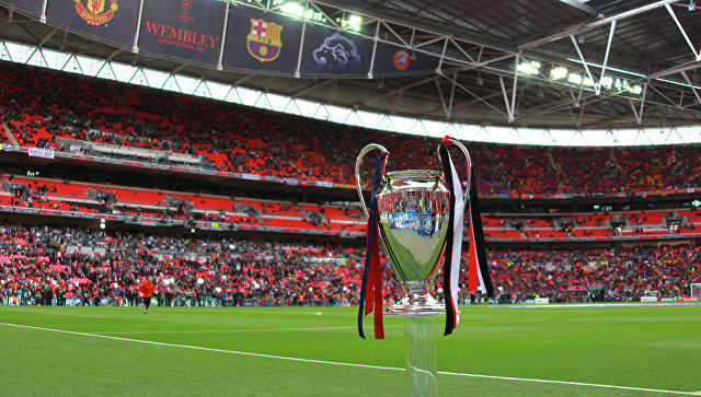 Кубок УЕФА. Архивное фото