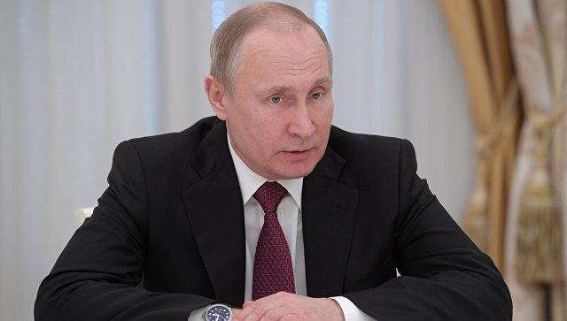 Путин предложил ввести программу возведения студенческих кампусов