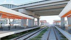 Проект станции Карачарово