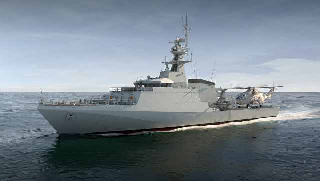 Нановейшем сторожевом корабле ВМС Великобритании нашли около ста поломок