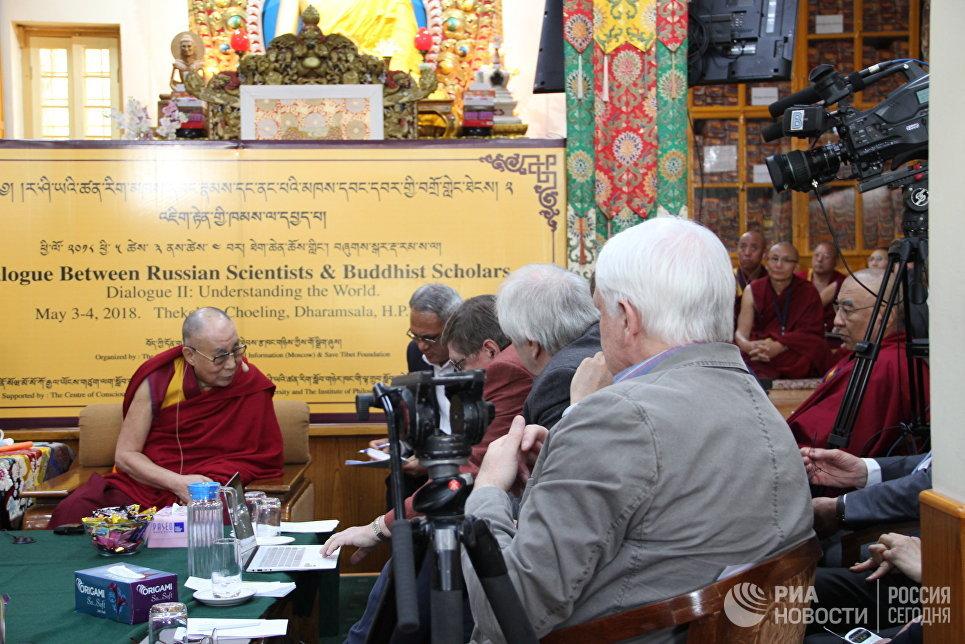 Далай-лама поведал о принципиальной роли РФ вмире
