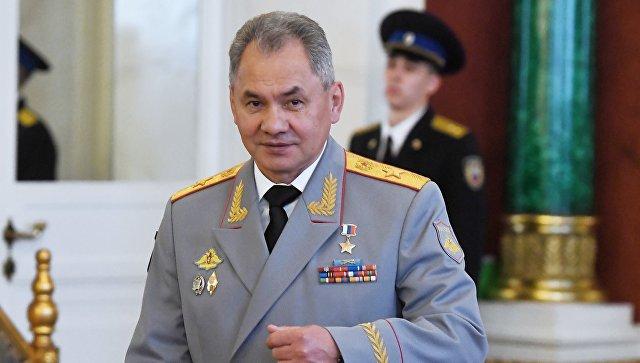 Шойгу: у врага, напавшего на Крым, не будет ни единого шанса