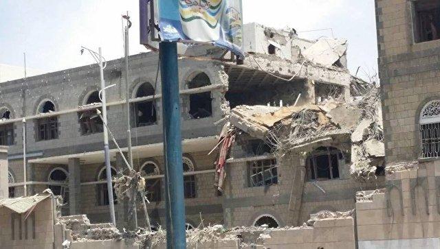 Ситуация в Йемен. Архивное фото