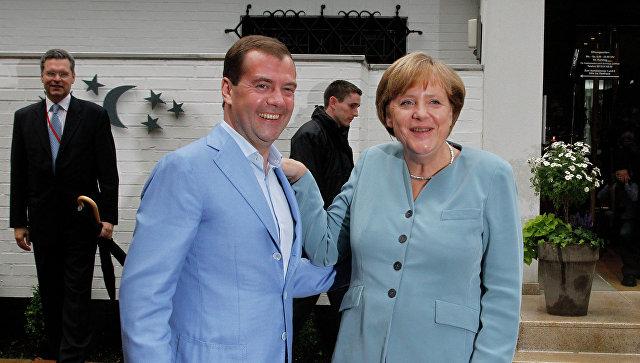 Меркель обвинила Трампа вподрыве веры вмиропорядок
