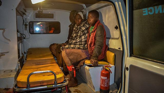 В Кении в ДТП погибли 42 человека