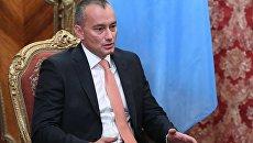 Специальный координатор ООН по ближневосточному мирному процессу Николай Младенов. Архивное фото